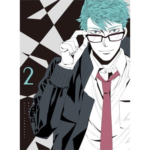 ★DVD/真夜中のオカルト公務員 第2巻/TVアニメ/KABA-10702