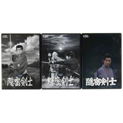 ★DVD/隠密剣士セット(1963年|1973年カラー版)/国内TVドラマ/DUPJ-162