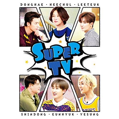DVD/SUPER TV/趣味教養 (海外)/EYBF-12760