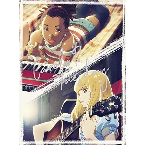 ▼DVD/「キャロル&チューズデイ」DVD BOX Vol.1 (3DVD+CD)/TVアニメ/VTZF-102 [10/30発売]