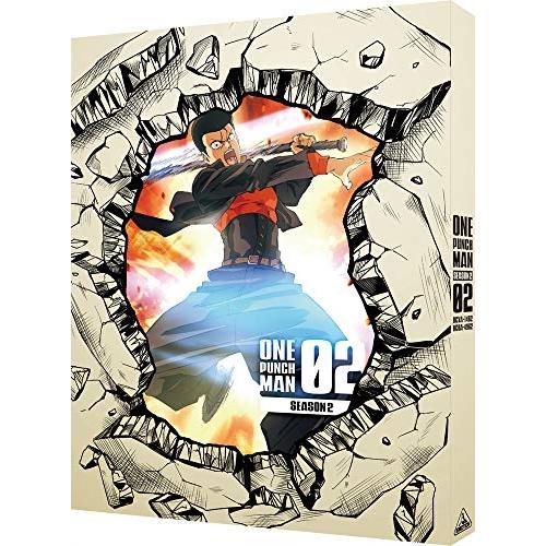 【取寄商品】 BD/ワンパンマン SEASON 2 2(Blu-ray) (本編ディスク+特典ディスク) (特装限定版)/TVアニメ/BCXA-1462