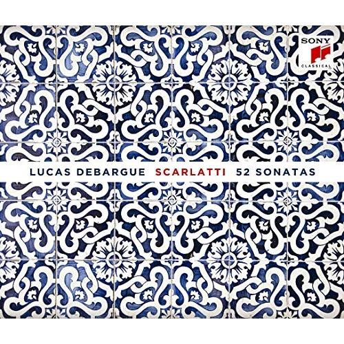 CD/スカルラッティ・ソナタ(全52曲) (Blu-specCD2) (解説付/ライナーノーツ)/リュカ・ドゥバルグ/SICC-30529