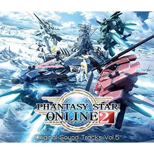CD/ファンタシースターオンライン2 オリジナルサウンドトラック Vol.5/ゲーム・ミュージック/WWCE-31394