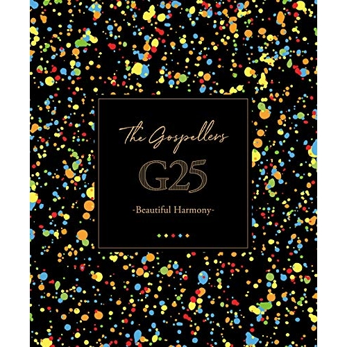 【取寄商品】 CD/G25 -Beautiful Harmony- (5CD+Blu-ray) (初回生産限定盤)/ゴスペラーズ/KSCL-3210