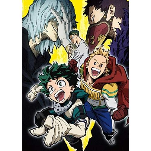 BD/僕のヒーローアカデミア 4th Vol.1(Blu-ray)/TVアニメ/TBR-29261D [1/22発売]