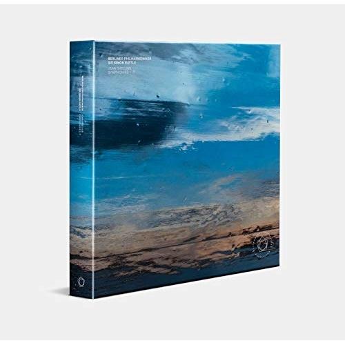 【取寄商品】 LP(30cm)/シベリウス:交響曲全集 (解説付/Clear Vinyl) (限定盤/輸入盤)/サー・サイモン・ラトル/KKC-1149