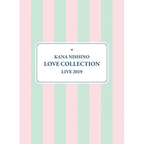 【取寄商品】 DVD/Kana Nishino Love Collection Live 2019 (完全生産限定版)/西野カナ/SEBL-266