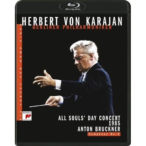 BD/カラヤンの遺産 ブルックナー:交響曲第9番(
