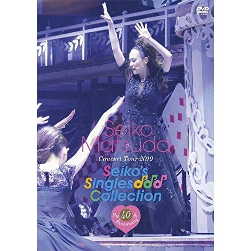 DVD/Pre 40th Anniversary Seiko Matsuda Concert Tour 2019 Seiko's Singles Collection (歌詞カード付) (初回限定盤)/松田聖子/UPBH-29087