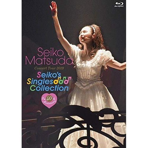 BD/Pre 40th Anniversary Seiko Matsuda Concert Tour 2019 Seiko's Singles Collection(Blu-ray) (歌詞カード付) (通常盤)/松田聖子/UPXH-20086