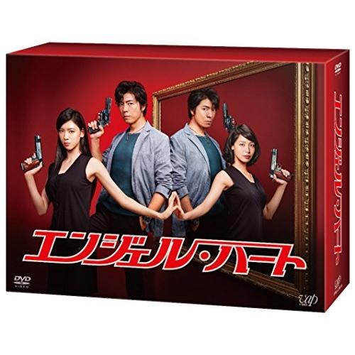 DVD/エンジェル・ハート DVD-BOX (本編ディスク4枚+特典ディスク1枚)/国内TVドラマ/VPBX-29949