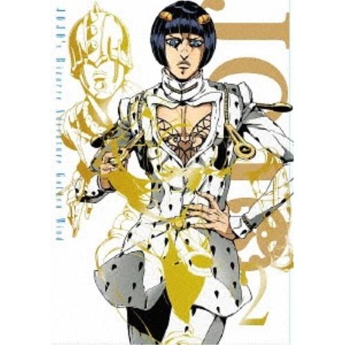 ★DVD/ジョジョの奇妙な冒険 黄金の風 Vol.2 (初回仕様版)/TVアニメ/1000737011