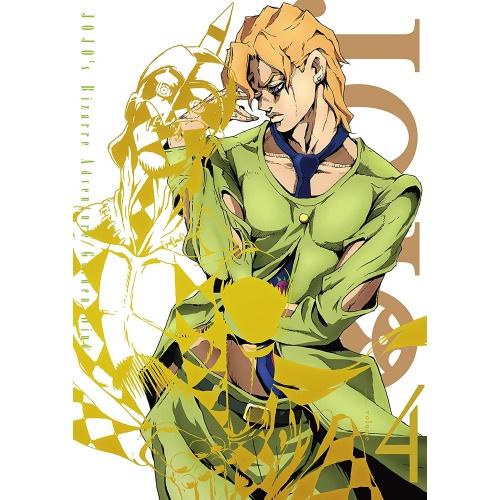 ★DVD/ジョジョの奇妙な冒険 黄金の風 Vol.4 (初回仕様版)/TVアニメ/1000737013