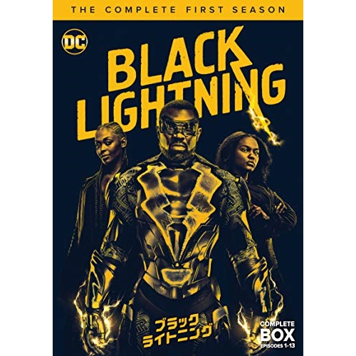 ★DVD/ブラックライトニング(シーズン1) コンプリート・ボックス/海外TVドラマ/1000739618