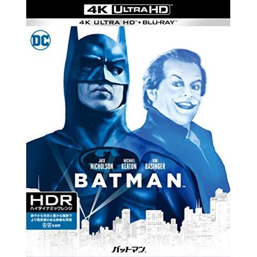 ★BD/バットマン (4K Ultra HD Blu-ray+Blu-ray)/マイケル・キートン/1000747542