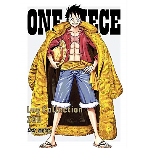 DVD/ONE PIECE Log Collection ZOU/キッズ/EYBA-12512