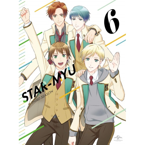 【取寄商品】 DVD/『スタミュ(第3期)』 第6巻/TVアニメ/GNBA-2776