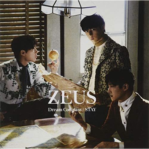 【取寄商品】 CD/Dream Compass/ZEUS/KOTA-8