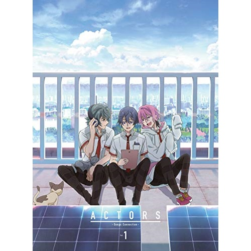 DVD/ACTORS-Songs Connection- Vol.1/TVアニメ/PCBG-53351
