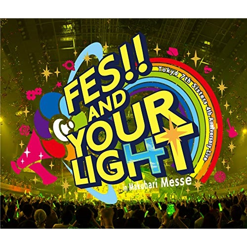 CD/t7s 4th Anniversary Live -FES!! AND YOUR LIGHT- in Makuhari Messe/Tokyo 7th シスターズ/VICL-65203