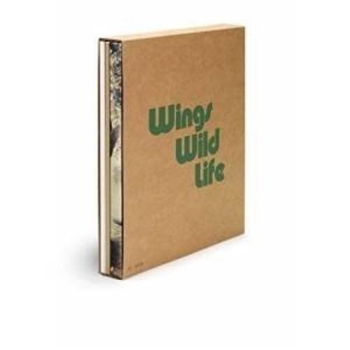 CD/ウイングス・ワイルド・ライフ(デラックス・エディション) (完全生産限定盤/輸入盤国内仕様)/ポール・マッカートニー&ウイングス/UICY-78860 (解説歌詞対訳付) (3SHM-CD+DVD)