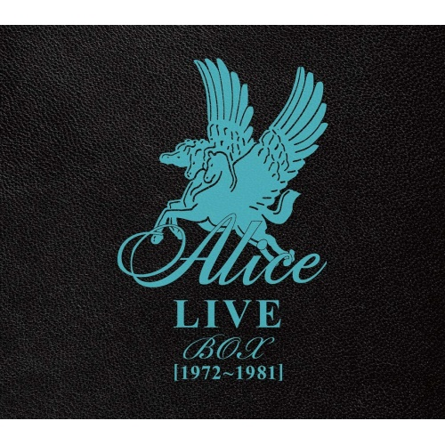 CD/ALICE LIVE BOX(1972~1981) (12CD+DVD) (限定盤)/ALICE/UPCY-9868
