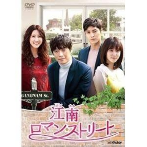 DVD/江南ロマン・ストリートDVD-BOX4/海外TVドラマ/VIBF-6503