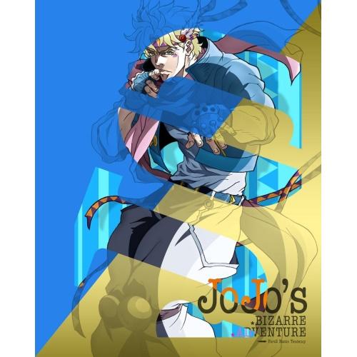 BD TVアニメ ジョジョの奇妙な冒険 Vol 7 Blu ray初回生産限定版1000361805jS3L54RcAq