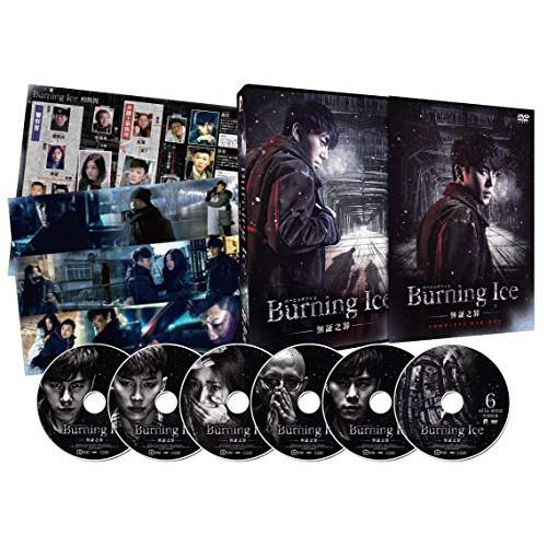 DVD/Burning Ice(バーニング・アイス)-無証之罪- コンプリートDVD-BOX/海外TVドラマ/PCBP-62313