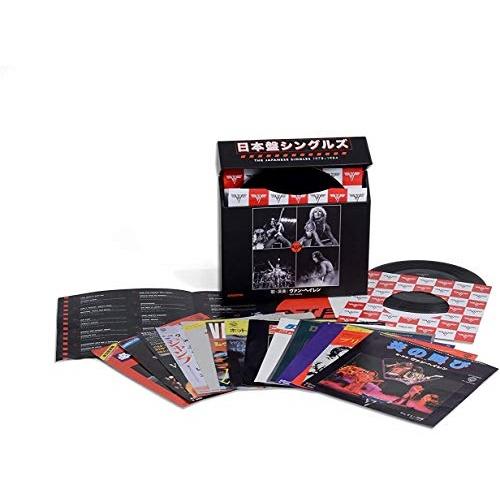 【取寄商品】 EP/日本盤シングルズ 1978-1984 (解説歌詞対訳付) (完全生産限定盤)/ヴァン・ヘイレン/WPKR-10001 [3/25発売]