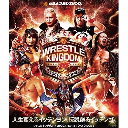 DVD/レッスルキングダム14 2020.1.4&1.5 TOKYO DOME/スポーツ/TCED-5089 [5/27発売]