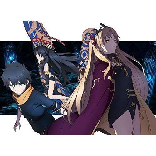 ▼DVD/Fate/Grand Order -絶対魔獣戦線バビロニア- 4 (2DVD+CD) (完全生産限定版)/TVアニメ/ANZB-15510 [5/27発売]