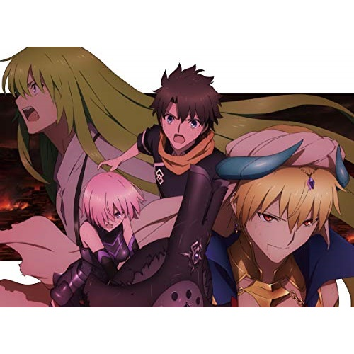DVD/Fate/Grand Order -絶対魔獣戦線バビロニア- 5 (2DVD+CD) (完全生産限定版)/TVアニメ/ANZB-15513 [5/27発売]