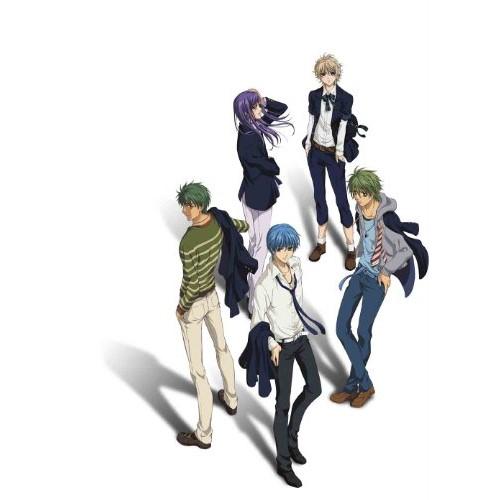 【取寄商品】 DVD/金色のコルダ ~primo passo~ DVD-BOX (完全生産限定版)/TVアニメ/ANZB-3291