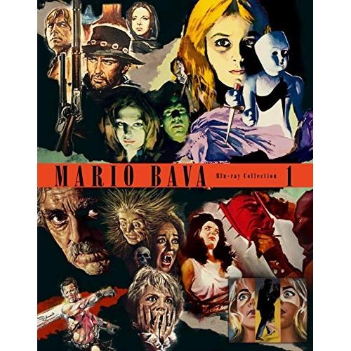 【取寄商品】 BD/没後40年 マリオ・バーヴァ大回顧 第I期 ブルーレイボックス(Blu-ray)/洋画/KIXF-669