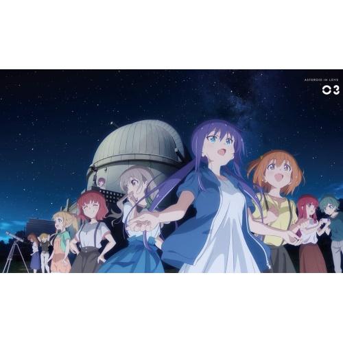 【取寄商品】 DVD/恋する小惑星 Vol.3/TVアニメ/ZMBZ-13823 [5/27発売]