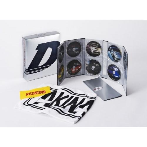 【取寄商品】 BD/頭文字(イニシャル)D Premium Blu-ray BOX Pit1(Blu-ray) (6Blu-ray+3CD) (初回限定生産版)/TVアニメ/AVXA-74153