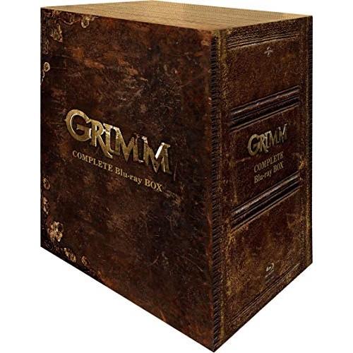 【取寄商品】 BD/GRIMM/グリム コンプリート ブルーレイBOX(Blu-ray)/海外TVドラマ/GNXF-2506