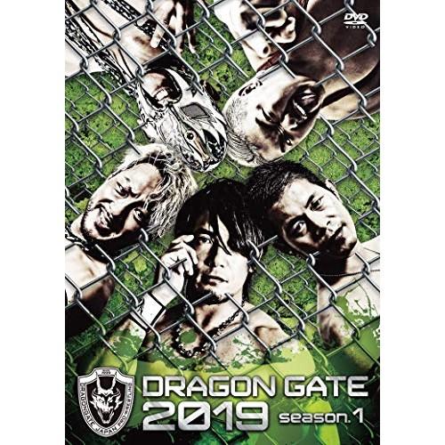 取寄商品 DVD DRAGON GATE スポーツ 商い 2019 DGTR-2020 season.1 至上