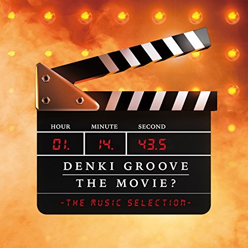 CD DENKI GROOVE THE 驚きの価格が実現 MOVIE? MUSIC 倉庫 電気グルーヴ SELECTION- -THE KSCL-2646