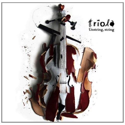CD Unstring 贈答品 string WRCD-57 triola 全国どこでも送料無料