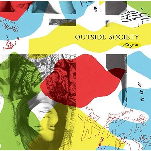 本日限定 CD Outside Society AYUO-1 新作アイテム毎日更新 高橋鮎生