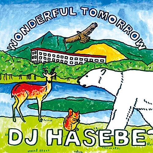 CD マーケティング Wonderful お得 tomorrow UICZ-4474 DJ HASEBE