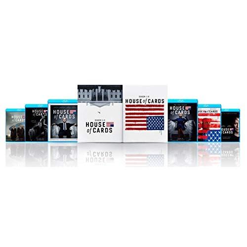BD ハウス バースデー 記念日 ギフト 贈物 お勧め 通販 オブ カード 野望の階段 Blu-ray ブルーレイ 海外オリジナルV 人気 おすすめ コンプリートBOX BPBH-1247