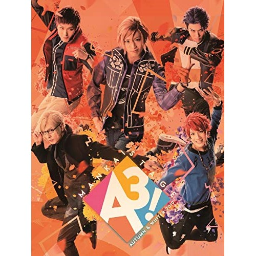 DVD/MANKAI STAGE『A3!』~AUTUMN & WINTER 2019~ (本編ディスク1枚+特典ディスク3枚) (初演特別限定版)/趣味教養/PCBG-53009