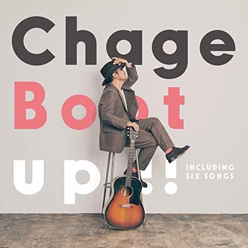 年間定番 CD Boot up 直輸入品激安 通常盤 UICZ-4484 Chage