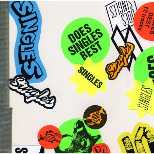 ブランド激安セール会場 商店 CD SINGLES DOES KSCL-1619