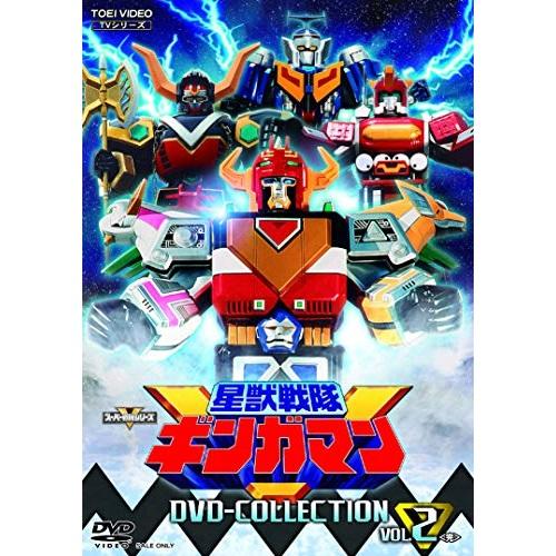 ★DVD/星獣戦隊ギンガマン DVD COLLECTION VOL.2 (廉価版)/キッズ/DSTD-20210