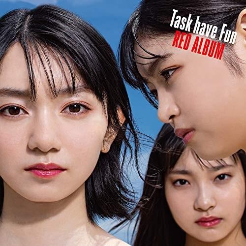 取寄商品 CD RED ALBUM Fun LIMC-1005 SEAL限定商品 Task 販売 have
