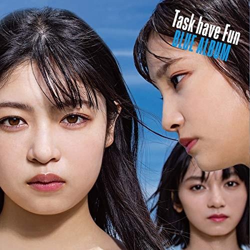 取寄商品 CD BLUE ALBUM LIMC-1006 高級な Fun have 新発売 Task